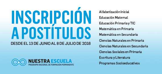 Direcci n general de educaci n superior salta for Inscripcion jardin maternal 2016 caba